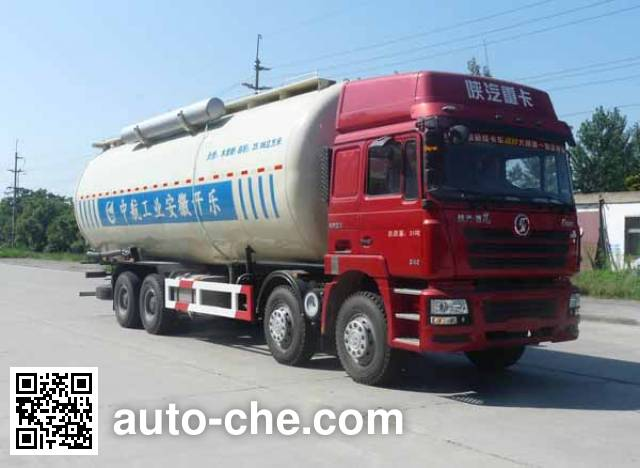 Kaile AKL5310GFLSX05 low-density bulk powder transport tank truck