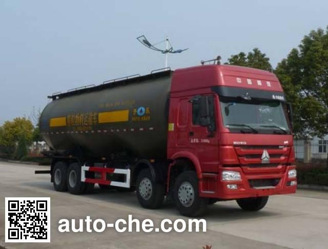 Kaile AKL5310GFLZZ05 low-density bulk powder transport tank truck