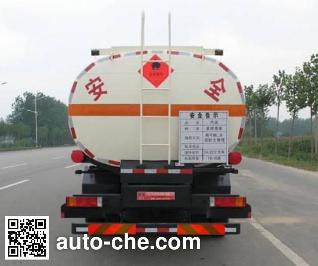 Kaile AKL5310GHYDFL chemical liquid tank truck