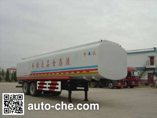 Kaile AKL9300GYS liquid food transport tank trailer