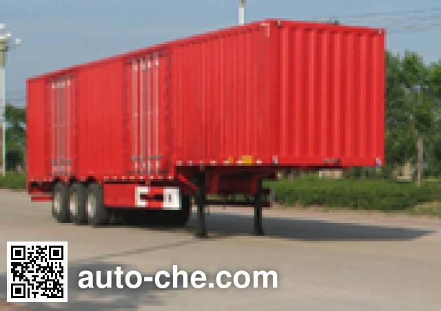 Kaile AKL9381XXY box body van trailer