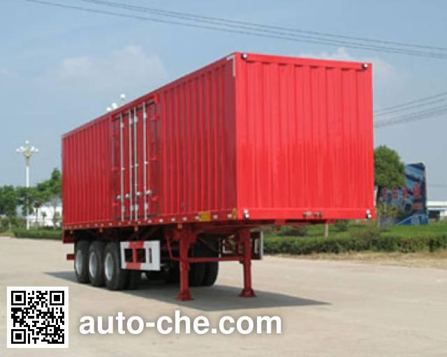 Kaile AKL9383XXY box body van trailer
