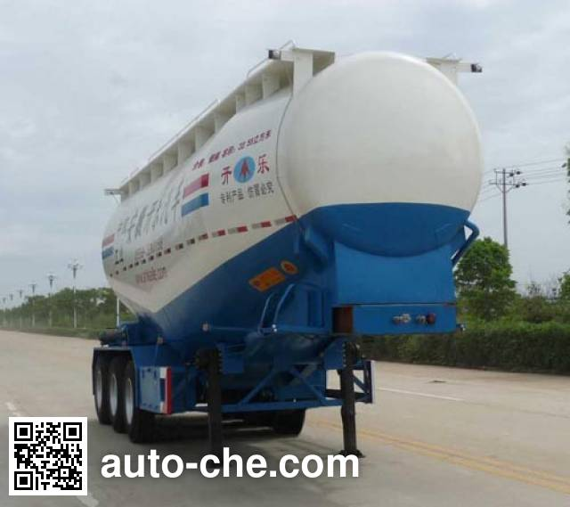 Kaile AKL9400GFLA2 medium density bulk powder transport trailer