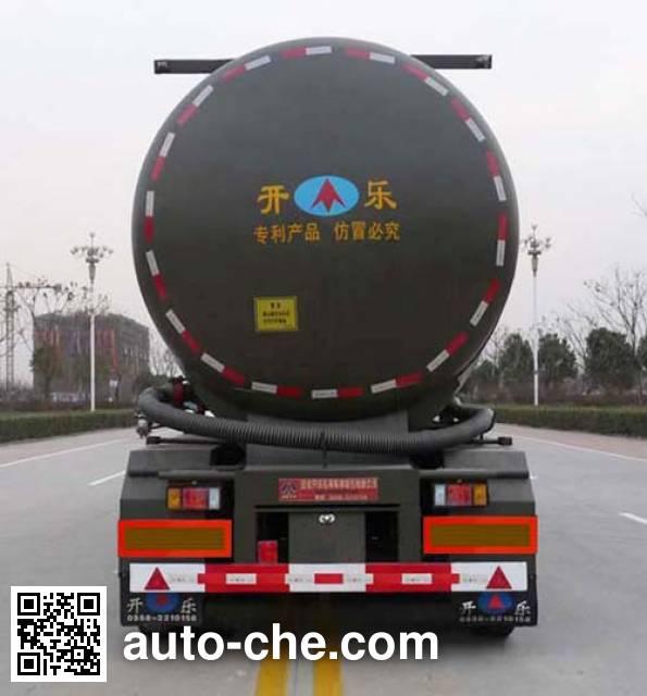 Kaile AKL9400GFLA3 medium density bulk powder transport trailer