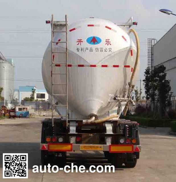 Kaile AKL9400GFLB low-density bulk powder transport trailer