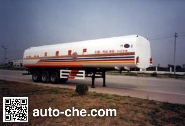 Kaile AKL9400GHY chemical liquid tank trailer
