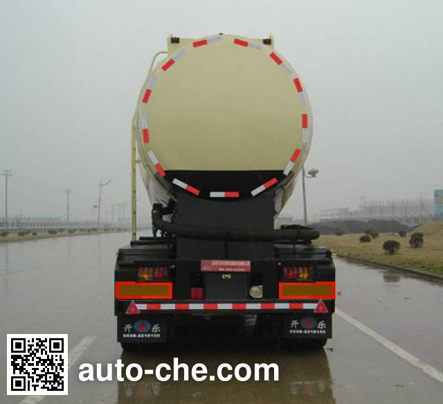 Kaile AKL9400GSN bulk cement trailer