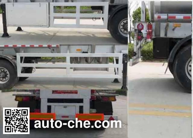 Kaile AKL9400GYY oil tank trailer