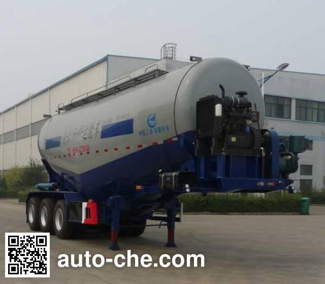 Kaile AKL9401GFLA6 medium density bulk powder transport trailer