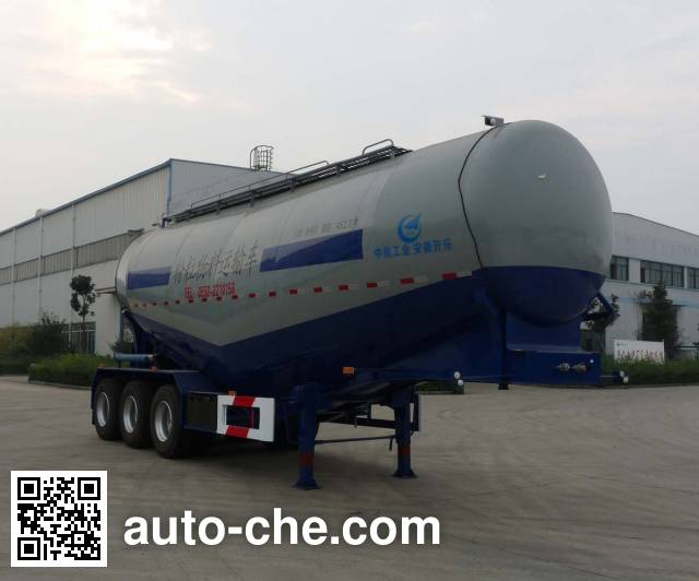 Kaile AKL9401GFLA8 medium density bulk powder transport trailer