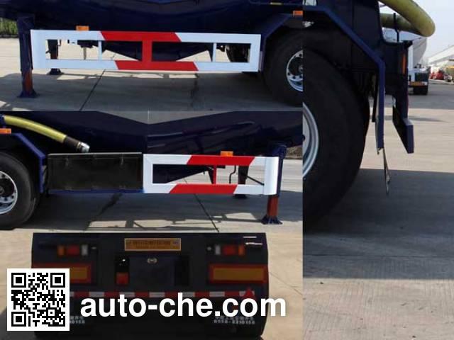 Kaile AKL9401GFLA9 low-density bulk powder transport trailer