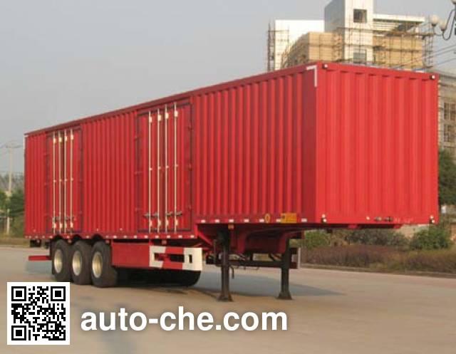 Kaile AKL9401XXY box body van trailer