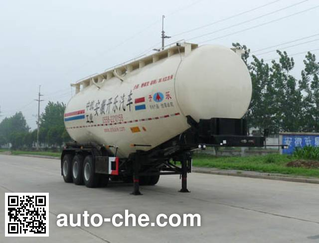 Kaile AKL9402GFL bulk powder trailer