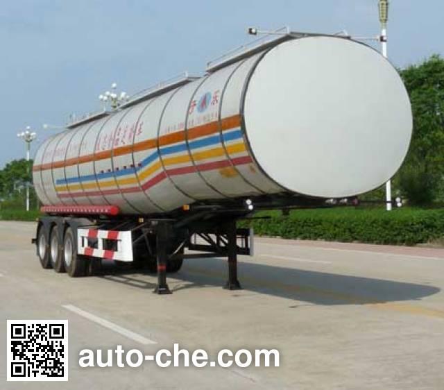 Kaile AKL9402GYS liquid food transport tank trailer