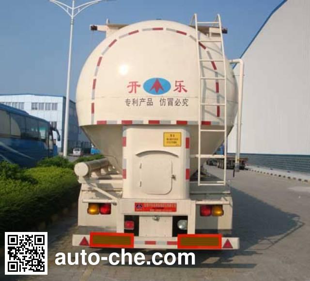 Kaile AKL9406GFL low-density bulk powder transport trailer