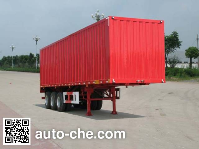 Kaile AKL9406XXY box body van trailer