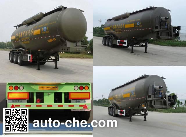 Kaile AKL9407GFL low-density bulk powder transport trailer