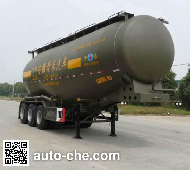Kaile AKL9409GFL medium density bulk powder transport trailer