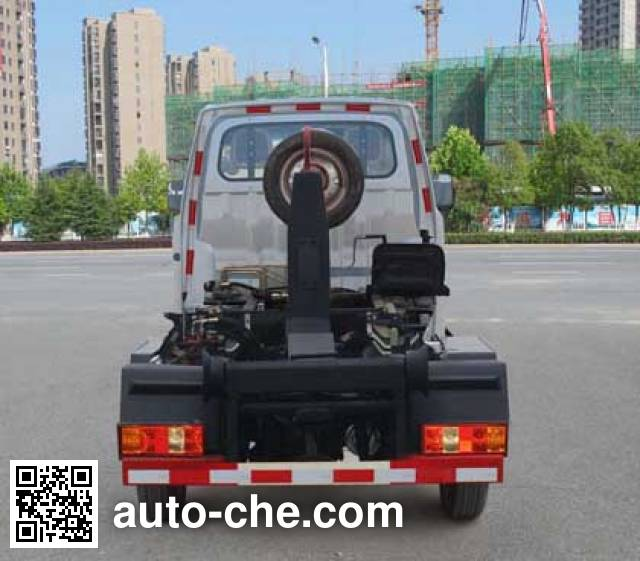 Jiulong ALA5020ZXXK5 detachable body garbage truck