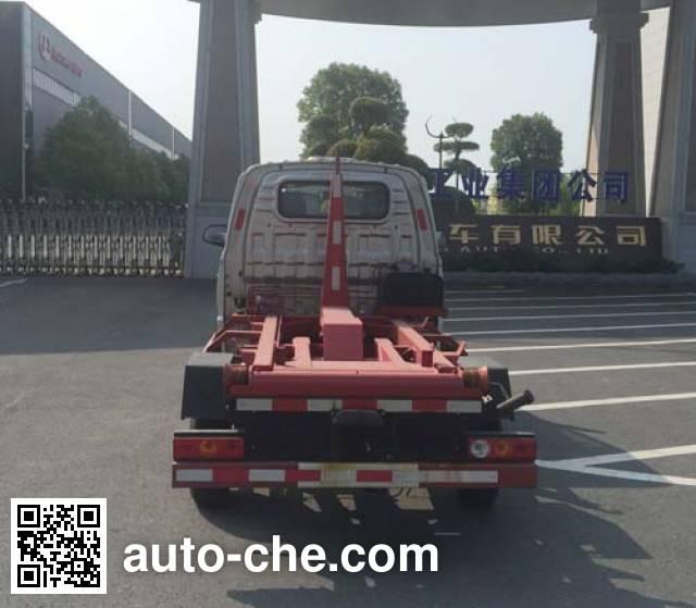 久龙牌ALA5030ZXXBJ5车厢可卸式垃圾车
