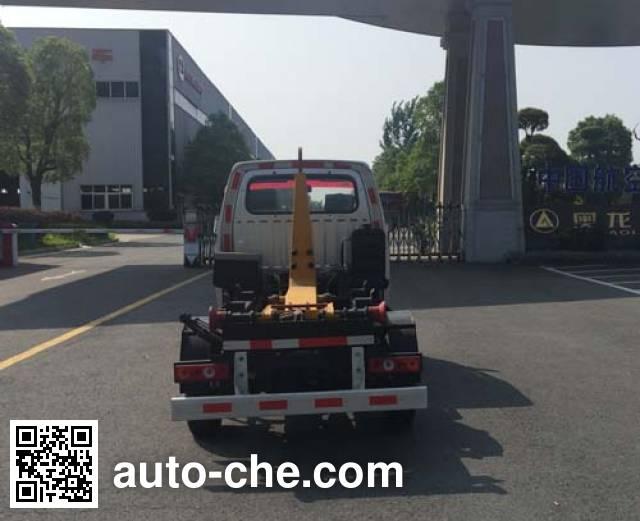 Jiulong ALA5031ZXXBJ5 detachable body garbage truck