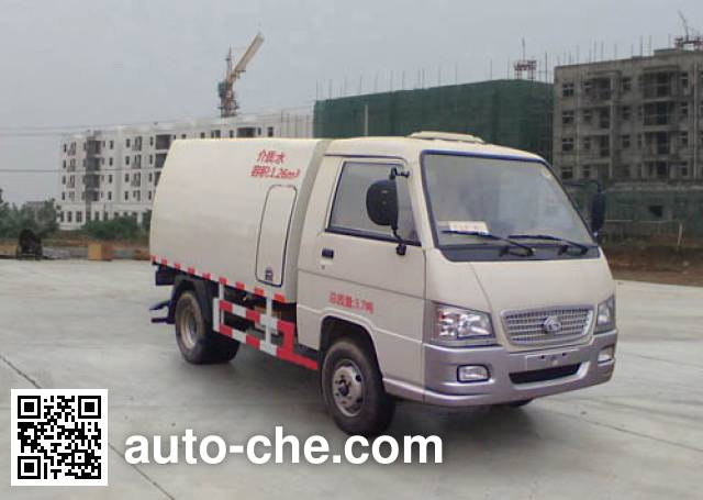 Jiulong ALA5040GQXBJ4 street sprinkler truck
