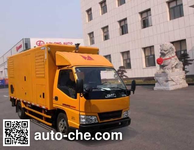 Jiulong ALA5040XDYJX4 power supply truck