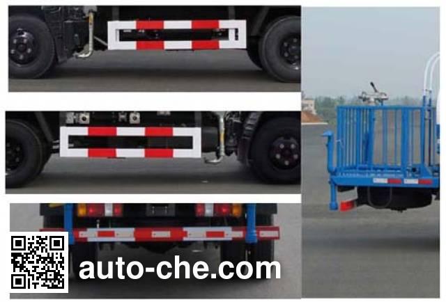 Jiulong ALA5060GPSJX5 sprinkler / sprayer truck