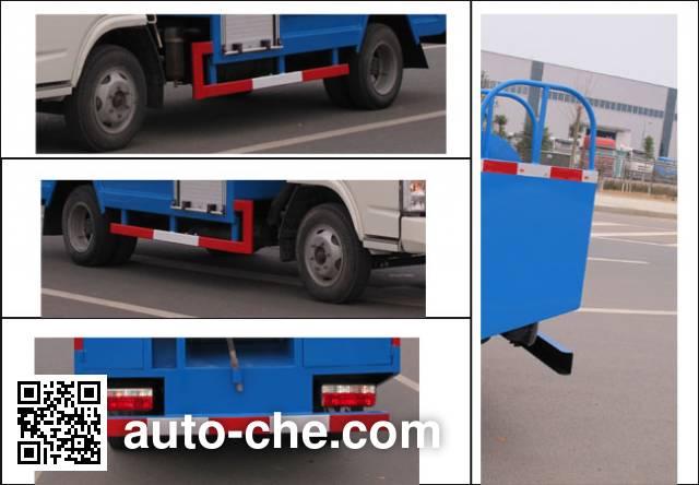 Jiulong ALA5060GQXE3 street sprinkler truck