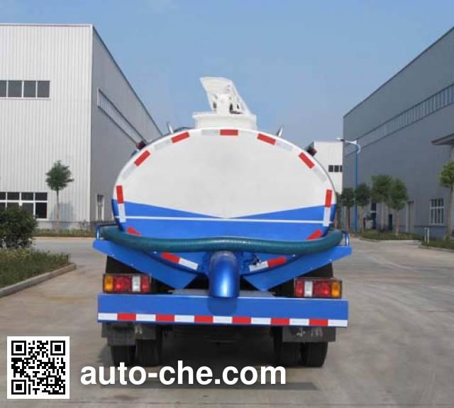 Jiulong ALA5060GXEJX5 suction truck