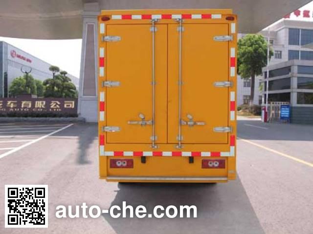 Jiulong ALA5060XDYJX4 мобильная электростанция на базе автомобиля