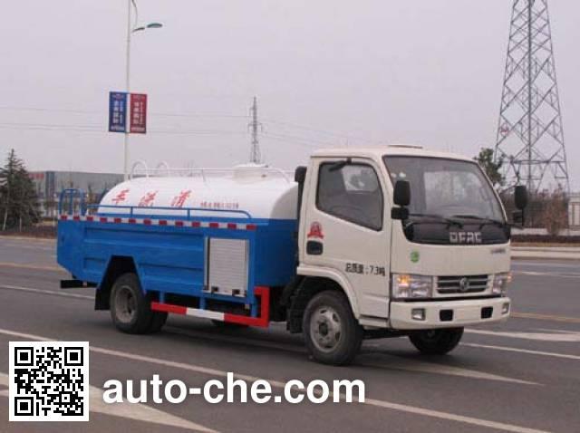 Jiulong ALA5070GQXDFA4 street sprinkler truck