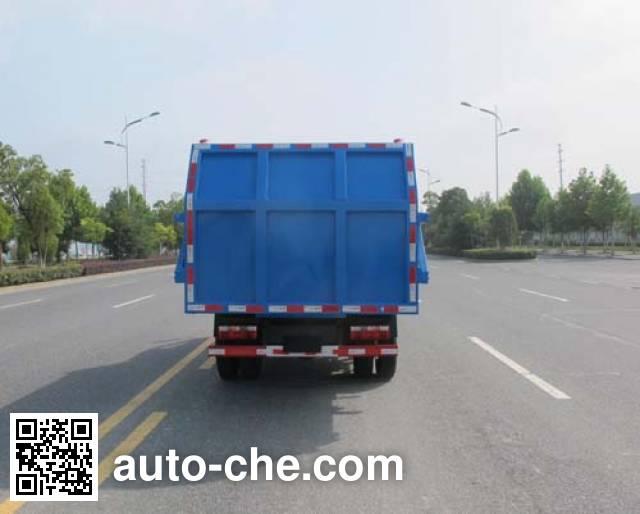 Jiulong ALA5070ZDJE5 docking garbage compactor truck