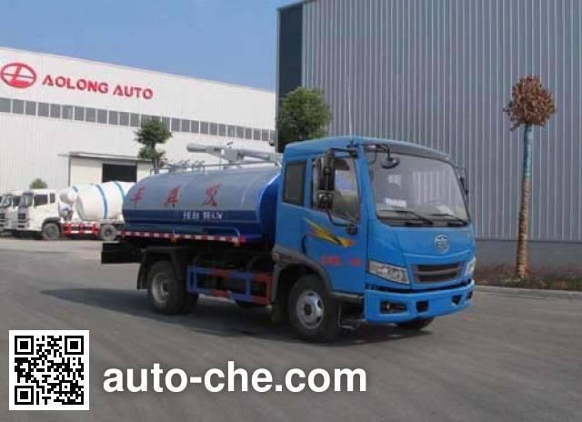 Jiulong ALA5100GXEC4 suction truck