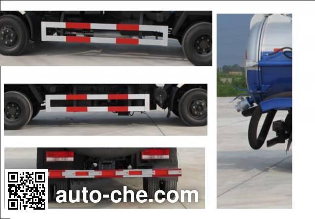 Jiulong ALA5111GXWE5 sewage suction truck
