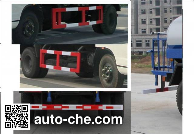 Jiulong ALA5120GPSBJ4 sprinkler / sprayer truck