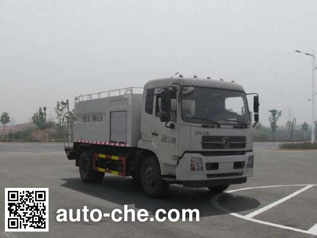 Jiulong ALA5120GQXDFL4 street sprinkler truck