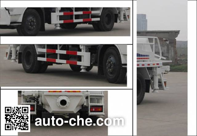 Jiulong ALA5120THB truck mounted concrete pump