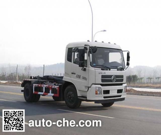 Jiulong ALA5160ZXXDFL5 detachable body garbage truck