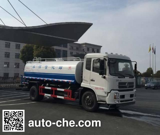 Jiulong ALA5181GPSDFH5 sprinkler / sprayer truck