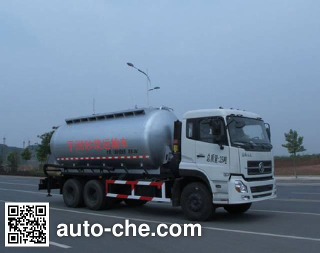 Jiulong ALA5250GGHDFL4 dry mortar transport truck
