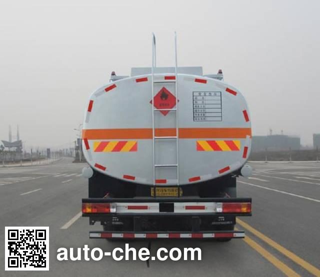 久龙牌ALA5310GRYC4易燃液体罐式运输车