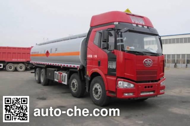 Jiulong ALA5310GYYC4 oil tank truck