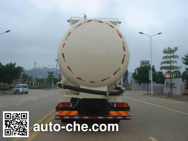 Jiulong ALA5311GFLDFL4 low-density bulk powder transport tank truck