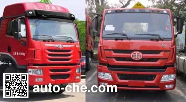 Jiulong ALA5317GYYC4 oil tank truck