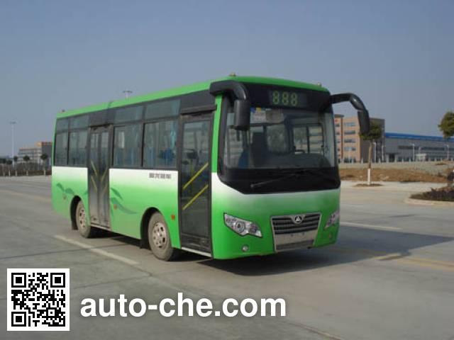 久龙牌ALA6720HFC5城市客车
