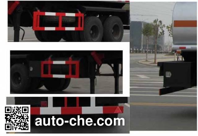 Jiulong ALA9350GYY oil tank trailer