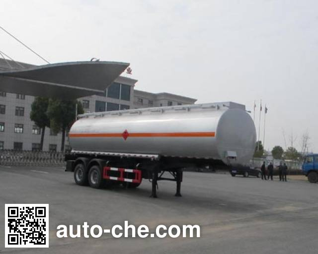 Jiulong ALA9351GYY oil tank trailer