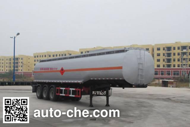 Jiulong ALA9400GLY liquid asphalt transport tank trailer