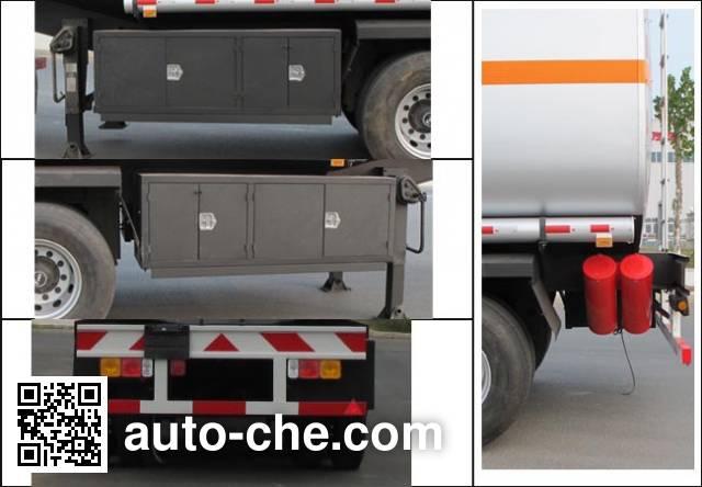 Jiulong ALA9400GYY oil tank trailer